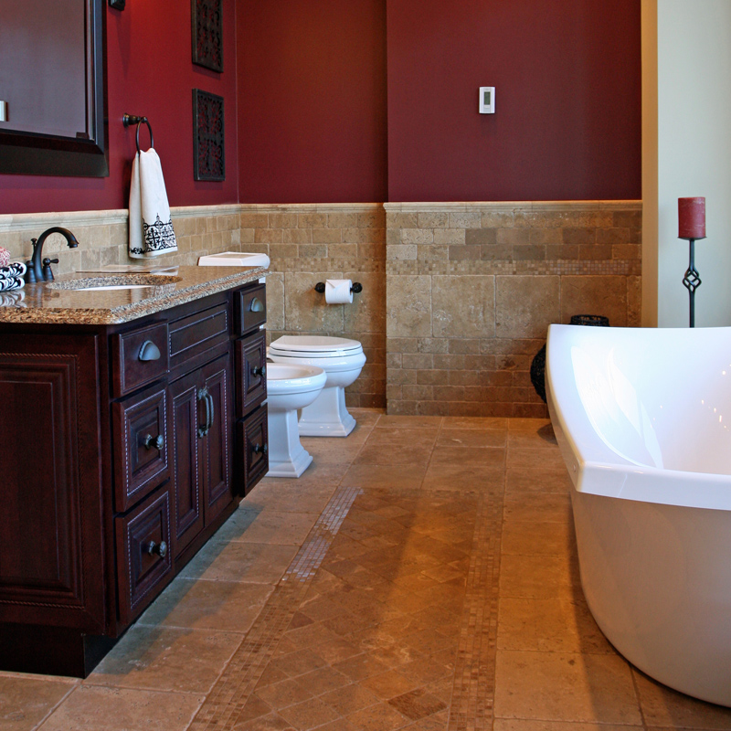 Remodeled Bathrooms Occ Group Richmond Va